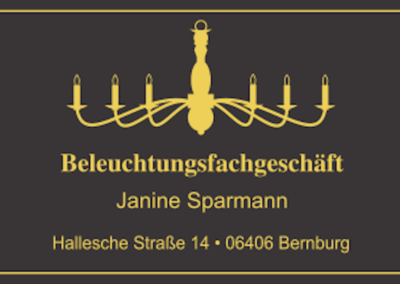 Sparmann Beleuchtung